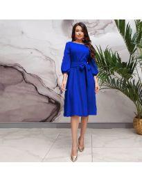 Obleka - koda 4571 - temno modra
