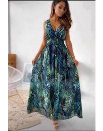 Obleka - koda 736 - zelena