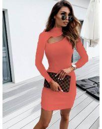 Obleka - koda 883 - korala