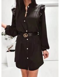 Obleka - koda 3433 - črna