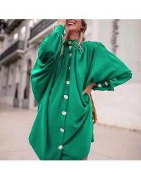 Obleka - koda 0899 - zelena