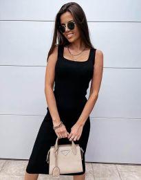 Obleka - koda 5964 - črna