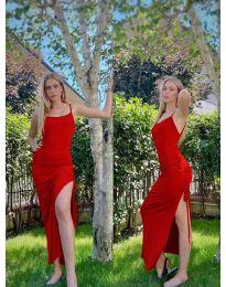 Obleka - koda 7858 - rdeča