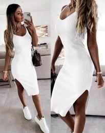 Obleka - koda 2378 - bela