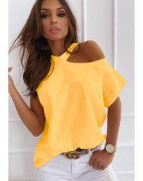 Majica - koda 0599 - rumena