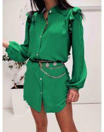 Obleka - koda 3433 - zelena