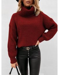 Bluza - koda 7023 - bordo