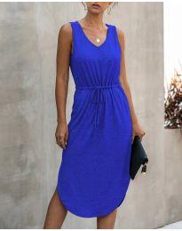 Obleka - koda 681 - modrá