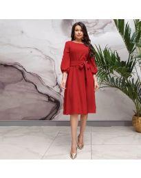 Obleka - koda 4571 - rdeča