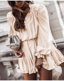 Obleka - koda 3231 - bež