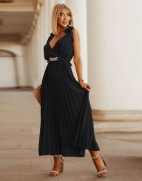 Obleka - koda 5290 - črna