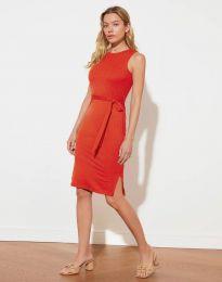 Obleka - koda 12950 rdeča