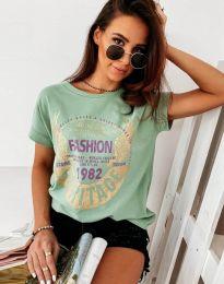 Majica - koda 4658 - menta
