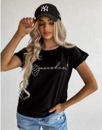 Majica - koda 4803 - črna