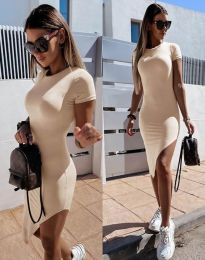 Obleka - koda 8391 - bež