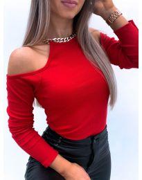 Bluza - koda 4191 - rdeča