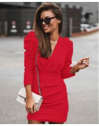 Obleka - koda 870 - rdeča