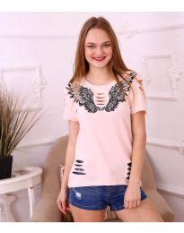 Majica - koda 3568 - roza
