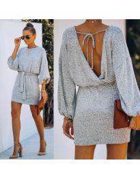 Obleka - koda 940 - siva