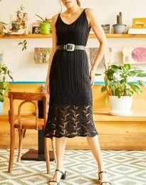 Obleka - koda 0351 - črna