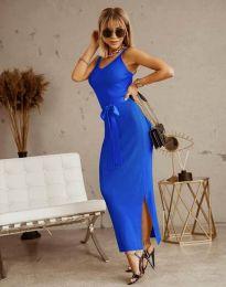 Obleka - koda 6166 - modra
