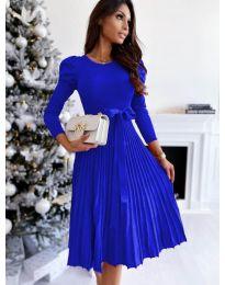 Obleka - koda 3939 - modra