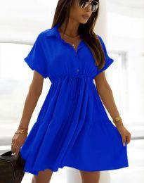 Obleka - koda 6292 - modra