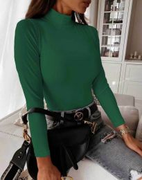 Bluza - koda 6087 - zelena