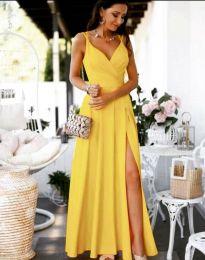 Obleka - koda 8489 - rumena