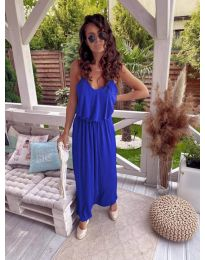 Obleka - koda 635 - modrá