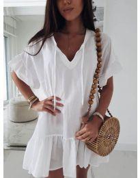 Obleka - koda 559 - bela