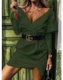 Obleka - koda 1617 - zelena