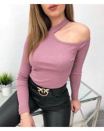 Bluza - koda 8570 - vijolična