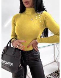Polo majica - koda 2552 - rumena