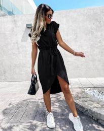 Obleka - koda 2074 - črna