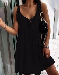 Obleka - koda 2540 - črna