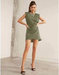 Obleka - koda 625 - olivna