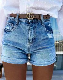 Kratke hlače - koda 4503 - 1 - modra