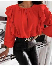 Bluza - koda 4445 - rdeča