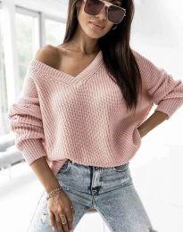 Pulover - koda 0283 - roza