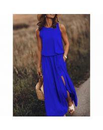 Obleka - koda 640 - modrá