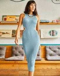 Obleka - koda 1358 - modra