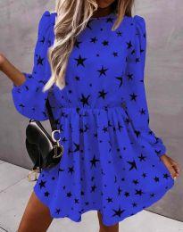 Obleka - koda 1689 - temno modra