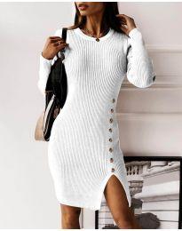 Obleka - koda 3200 - bela