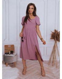 Obleka - koda 2117 - 1 - vijolična
