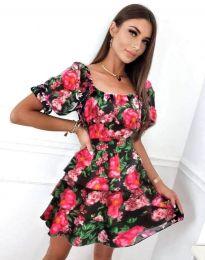 Obleka - koda 0466 - večbarvna