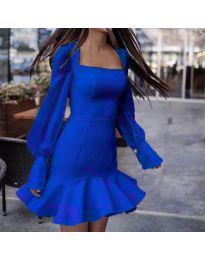 Obleka - koda 3605 - temno modra