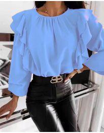 Bluza - koda 4445 - modra