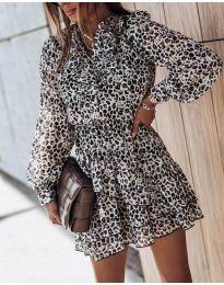 Obleka - koda 6014 - 2 - farebná