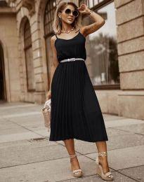Obleka - koda 1249 - črna